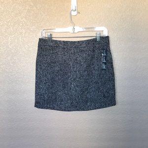 NWT GAP Factory Wool Blend Knit Skirt